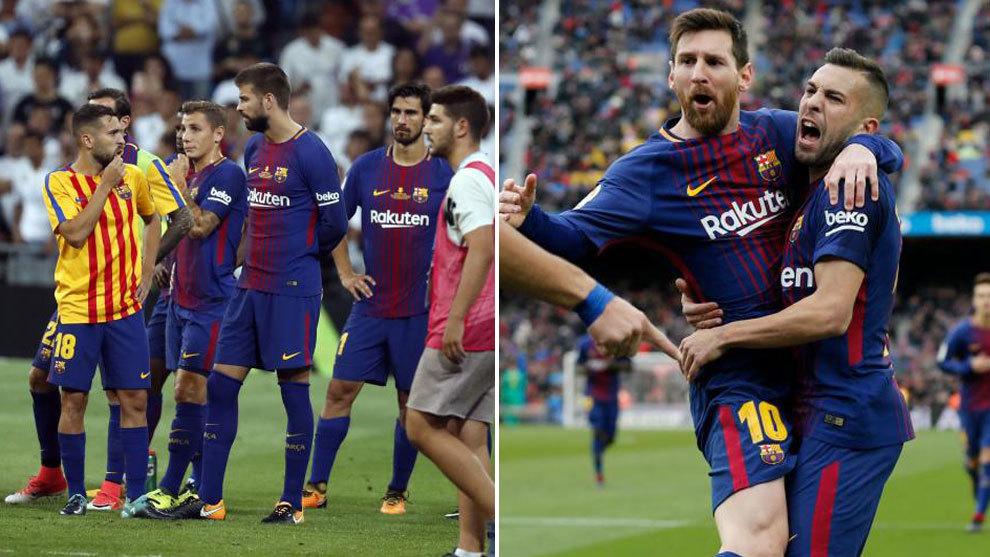 Fc Barcelona El Barça Mismo Equipo Diferentes Circunstancias