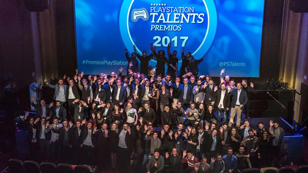 Resultado de imagen de playstation talents premios