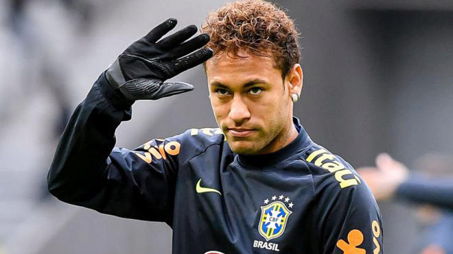 Fifa World Cup Russia 2018 Neymar Jr S World Cup