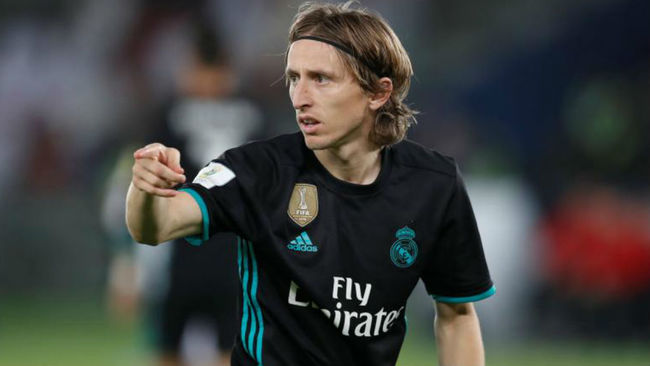 Real Madrid inspired by red hot Luka Modric