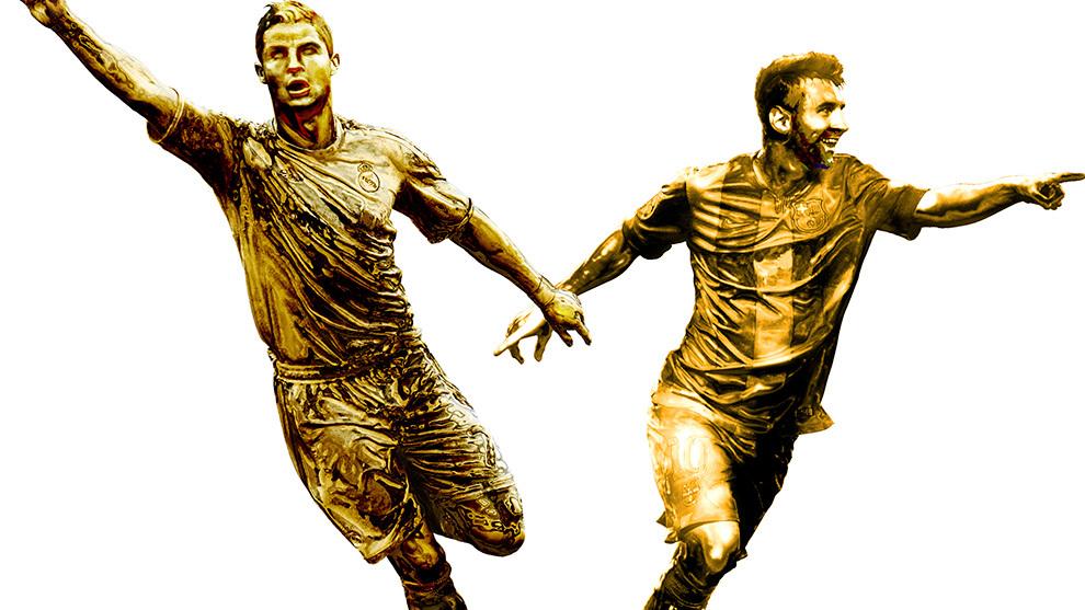 "Cristiano Ronaldo vs Messi: Los 'influencers' de ""el Clásico"" del 23 de Diciembre"