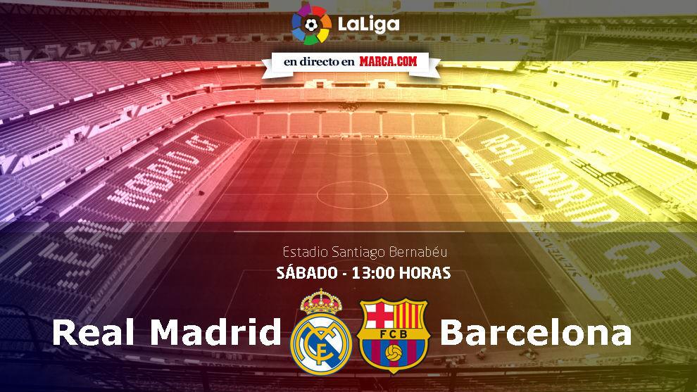 Real Madrid vs Barcelona: El clásico del 23 de Diciembre este sábado...