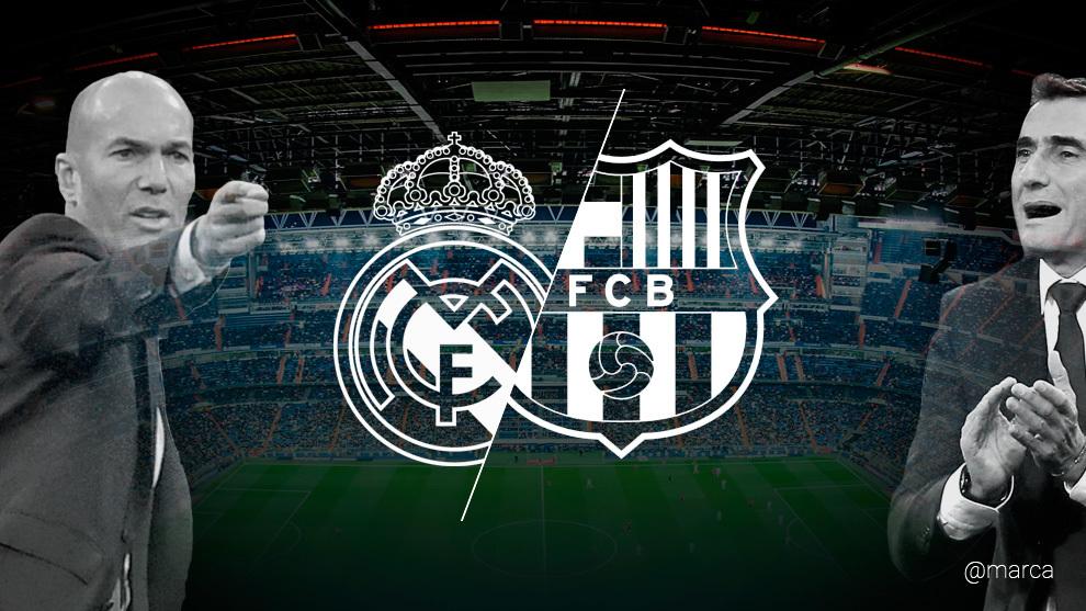 Real Madrid vs Barcelona 2017: Madrid o Barça, ¿quién ...