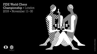 El polémico logo del Campeonato del Mundo de Ajedrez en Londres
