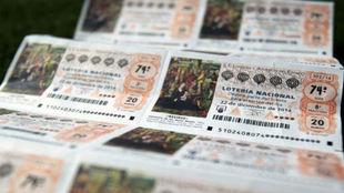 La pedrea de la lotería, el premio de consolación