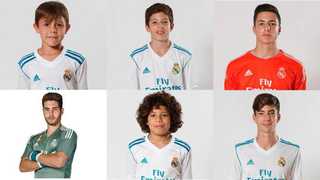 how to join real madrid academy