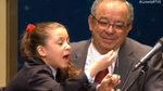 El emotivo 'Tú sí que vales' a la niña de los 'miii(...)iiil eurooos'