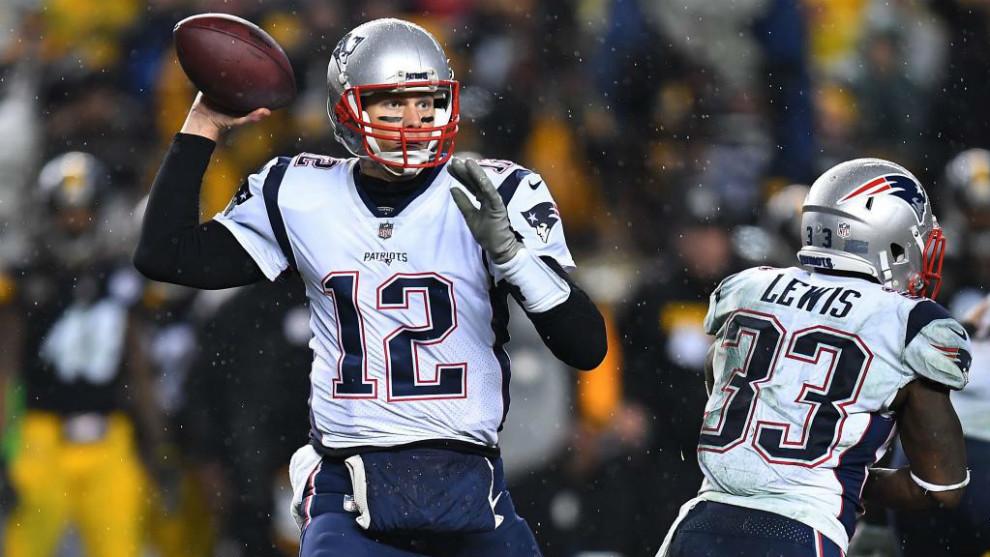 Brady está muy cerca de ser el MVP más veterano de la historia