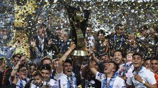 Pachuca, campeón actual de la Liga de Campeones