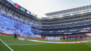 Real Madrid y Barcelona posan antes del Clásico