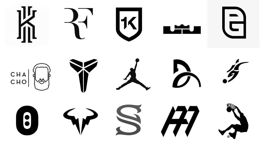 los logos de las súper estrellas del deporte marca com