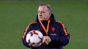 Advocaat to coach Sparta Rotterdam