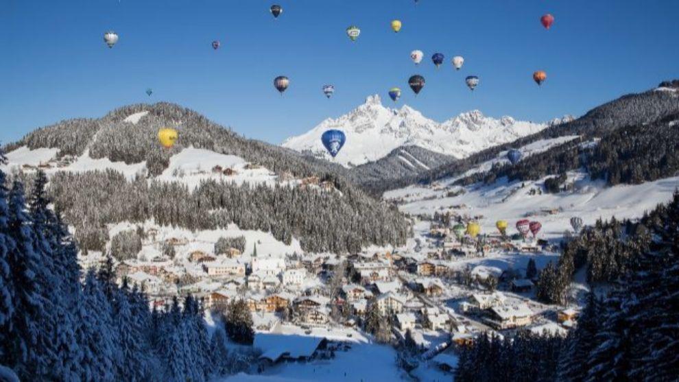 Salzburger Sportwelt descubre siete centros de esquí cerca de la...