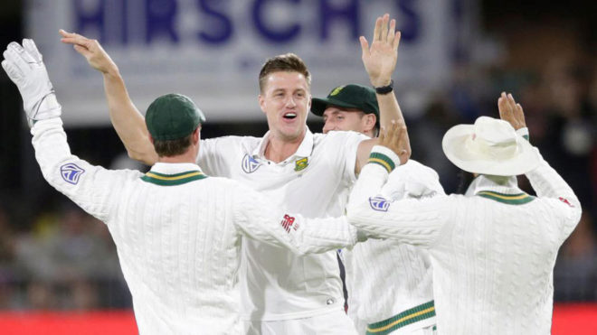 Zimbabwe in trouble as Morkel strikes