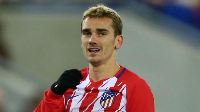 Antoine Griezmann won't leave in January, says Atletico Madrid chief