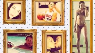 La ex jugadora de baloncesto y modelo <strong><a...