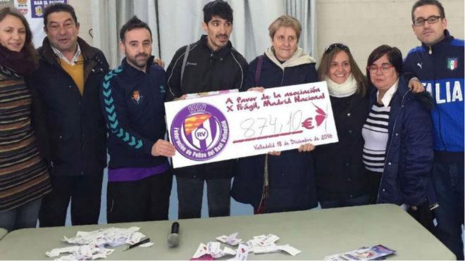 Trofeo FPRV en beneficio a la Asociación X-Frágil en la pasada...