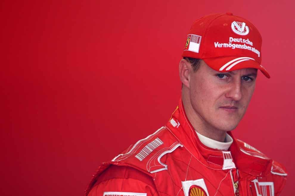 Michael Schumacher Formula One M