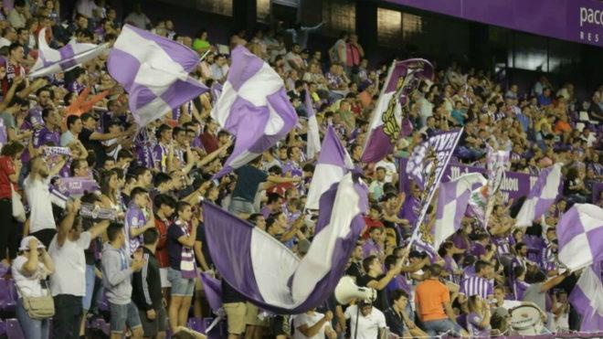 Afición del Real Valladolid