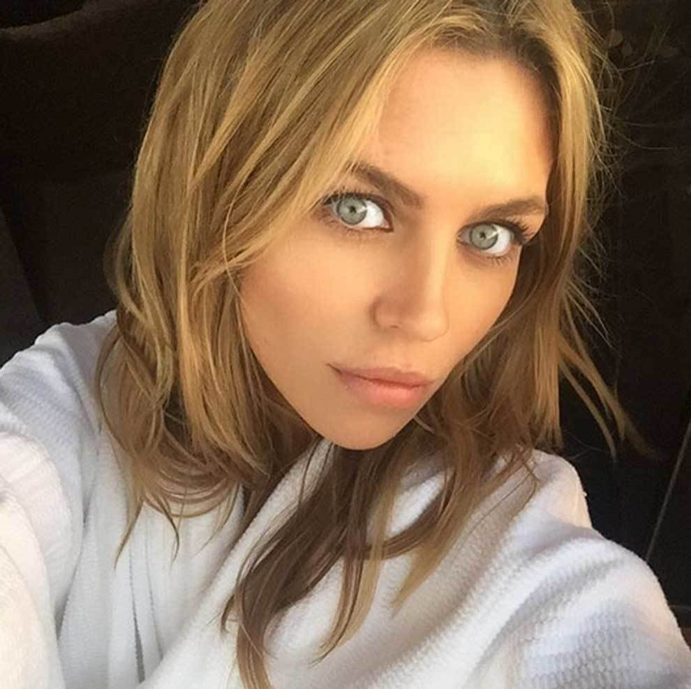 Abbey Clancy, mujer de Peter Crouch