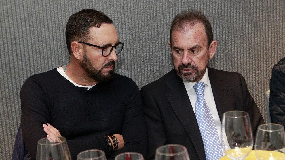 Robert Ibáñez firma hoy y Hernán llegará la semana que viene