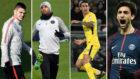 Ben Arfa, Lucas Moura, Di María y Pastore, posibles salidas del PSG