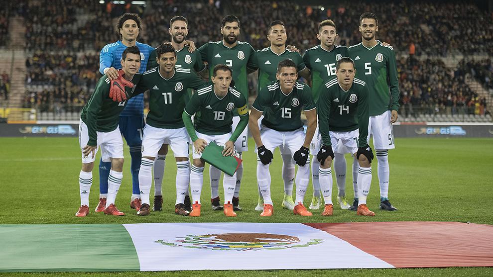5cb5dd132c1f4 Selección Mexicana  Los 10 momentos de la Selección Mexicana en este ...