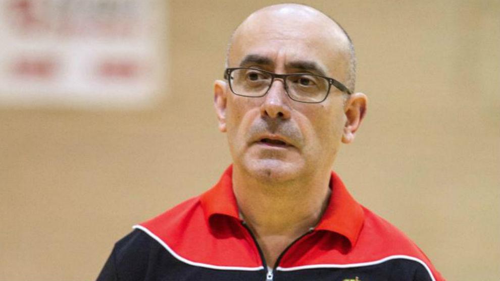 Jordi Ribera, seleccionador nacional de balonmano /
