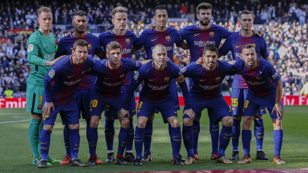 Las mejores fotos del futbol club barcelona 28