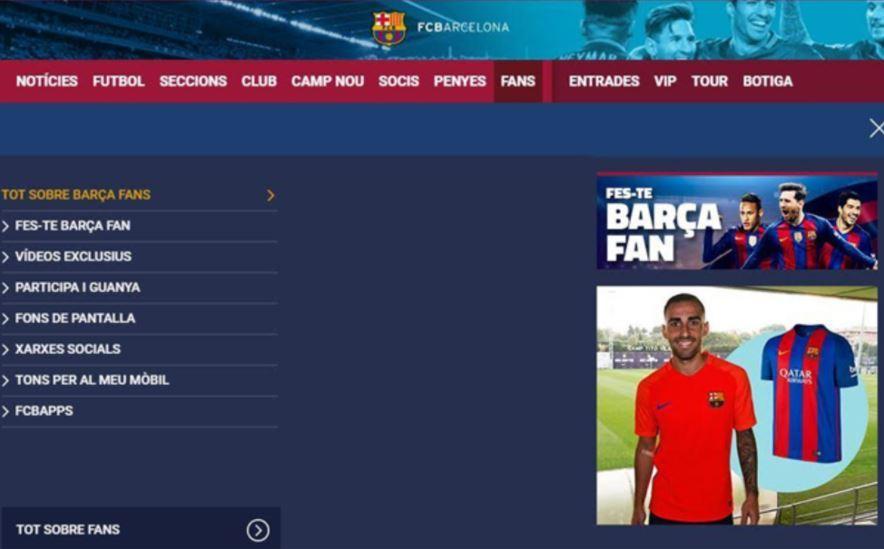 Un día antes del anuncio oficial del fichaje de Paco Alcácer por el  Barcelona 6ea9068310e