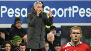 Mourinho hits out at Scholes: If he becomes a coach I hope he has 25% of my success