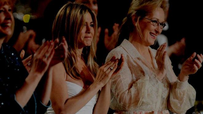 Meryl Streep y Jennifer Aniston