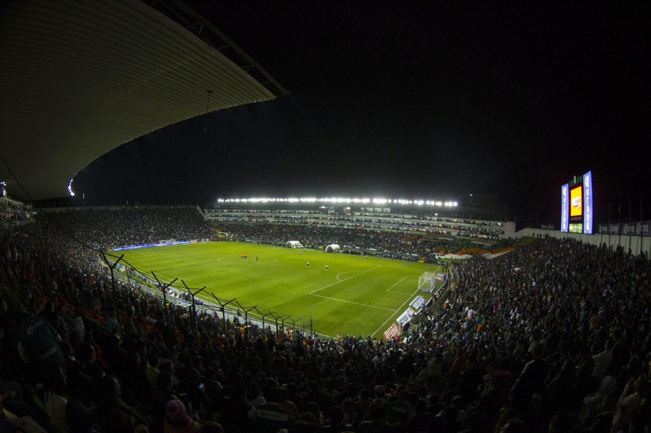 Resultado de imagen para Estadio León