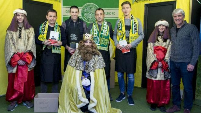 'Festa de Nadal' de la peña Celtic Submarí