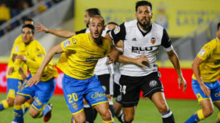 Valencia leave it late to nab Copa away goal