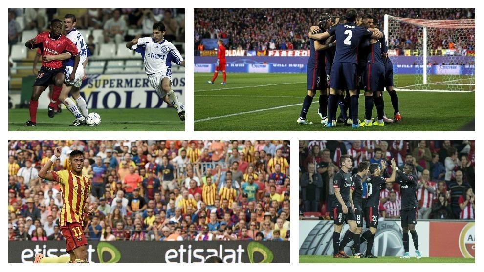 LaLiga Santander  10 partidos en los que el equipo local jugó con la ... 8c8b03ac523ce
