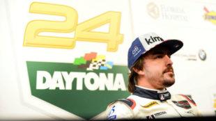 Alonso, en Daytona.