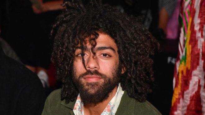 Noah Becker, hijo del extenista Boris Becker