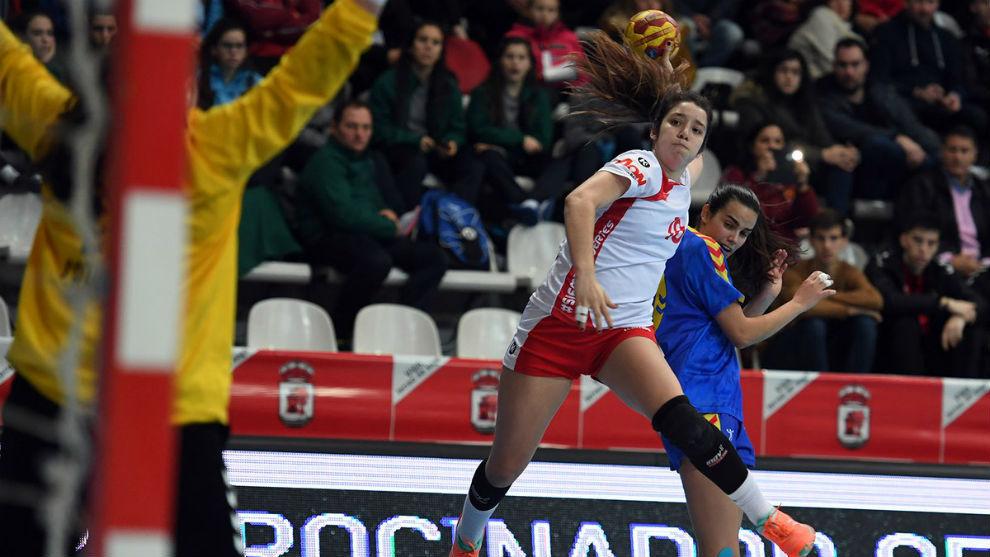 Madrid ganó la única final que se le escapó a Cataluña, la juvenil...