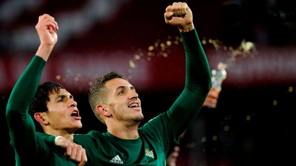 Feddal y Mandi vieron la quinta amarilla y no podrán jugar frente al Leganés