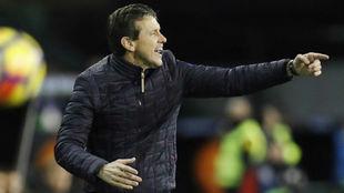 Unzue: Celta deserved more points