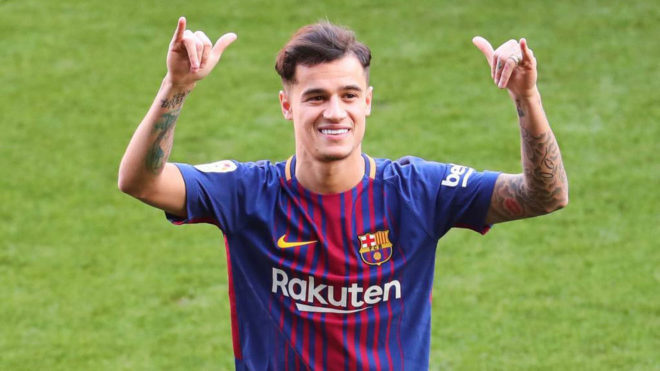 Coutinho I Would Like To Thank Barcelona For Their Efforts And Patience