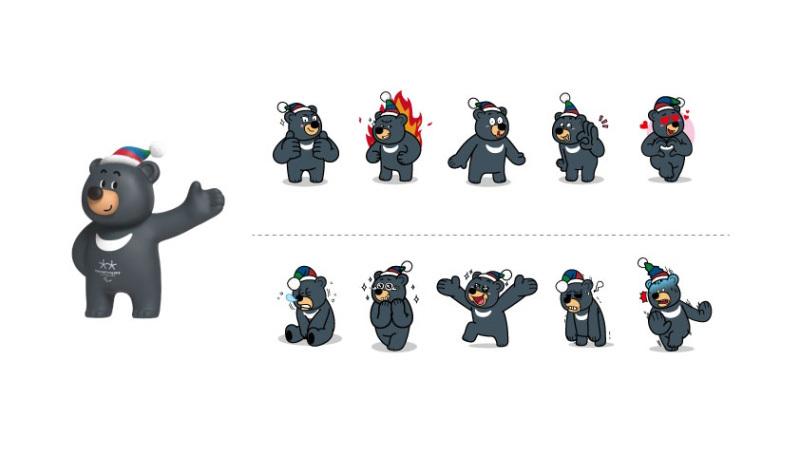 Soohorang Y Bandabi Las Mascotas Oficiales De Los Juegos Olimpicos
