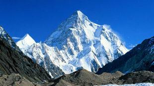 Una imagen del K2.