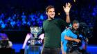 Federer, en el sorteo