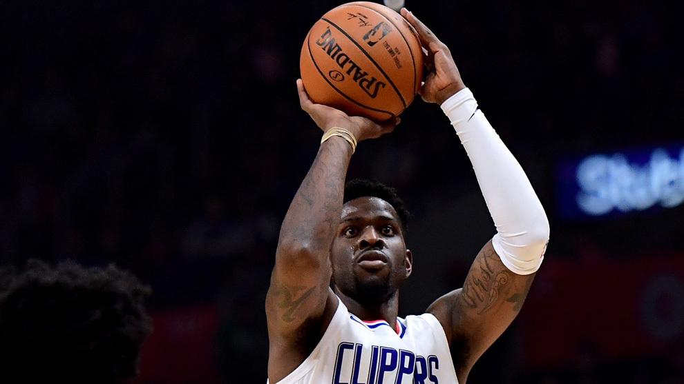 Jamil Wilson en su etapa con los Clippers