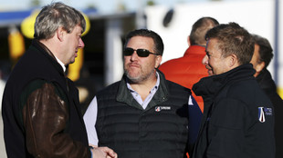 Zak Brown, en Daytona.