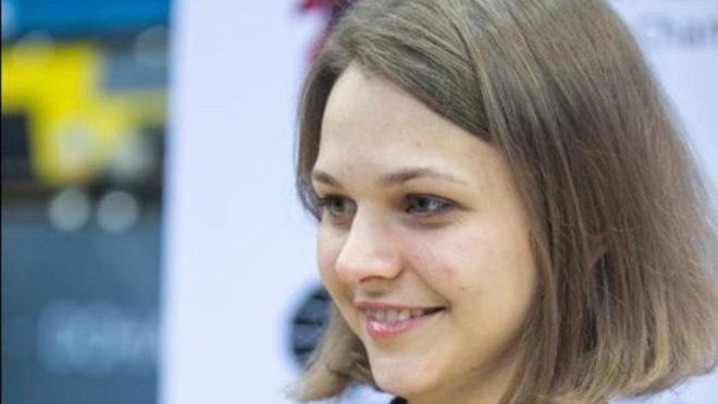 Anna Muzychuk, campeona mundial en 2017