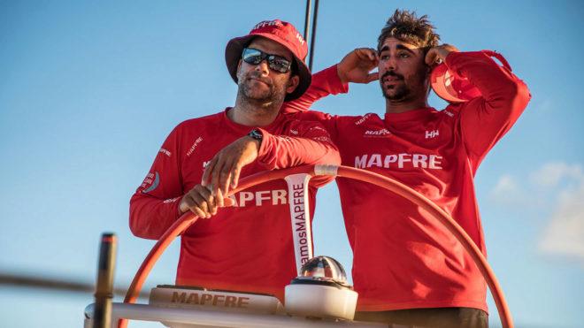 Pablo Arrarte y Willy Altadill, con ganas de salir de los Doldrums