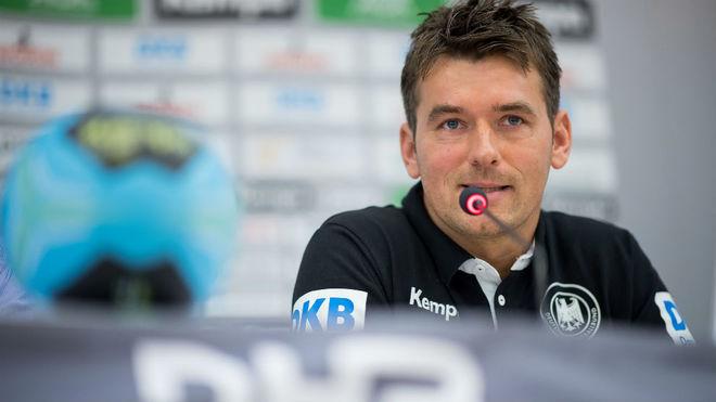 Christian Prokop, nuevo seleccionador de Alemania, que defiende el...